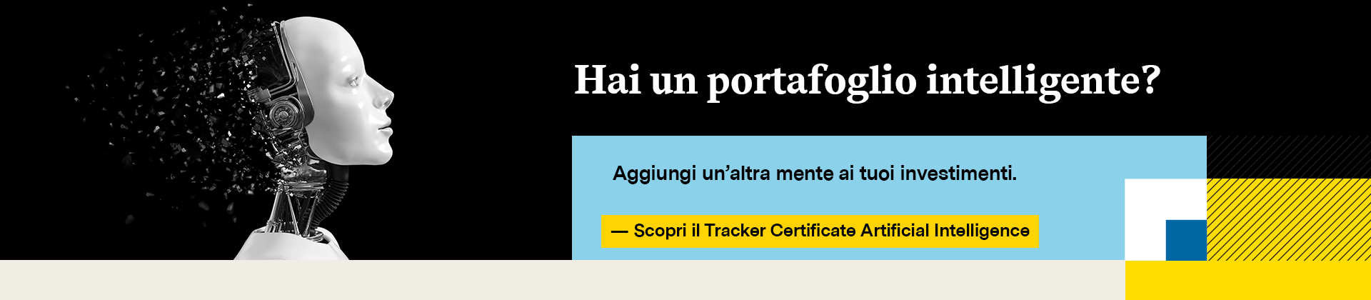Artificial Intelligence Tracker Certificate