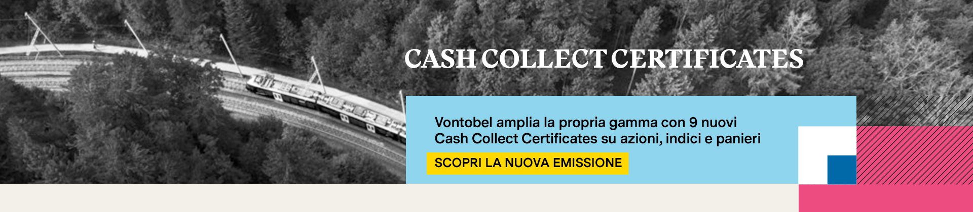 Emissione Cash Collect